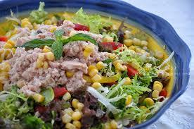 Tonlu Makarna Salatası Tarifi
