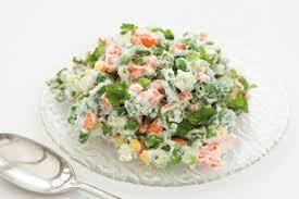 Rus (Amerikan) Salatası Tarifi
