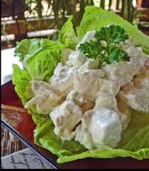Tavuklu Etimek Salatası Tarifi