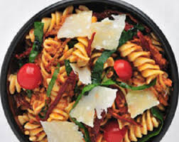 Baby Ispanaklı Fusilli Salatası