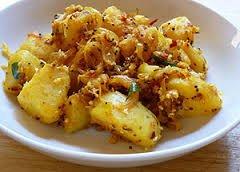 Baharatlı Patates Haşlaması