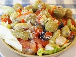 Göçmen Salatası Tarifi