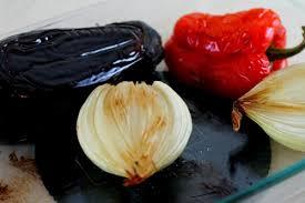 Köz Biber ve Patlıcan Turşusu
