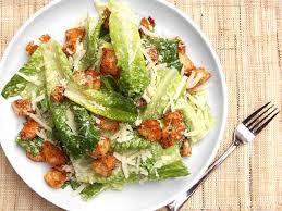 Soslu Sezar Salatası Tarifi