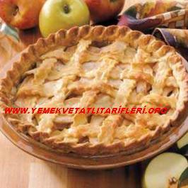 Tarçınlı ve Üzümlü Elmalı Pay Tarifi