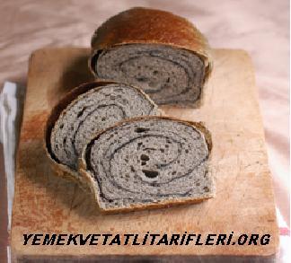 Tahinli Rulo Çörek Tarifi