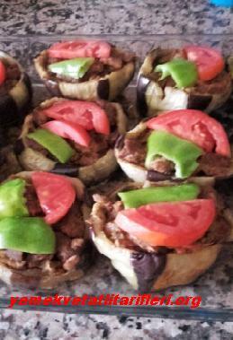 Bostan Patlıcanı Kebabı Tarifi